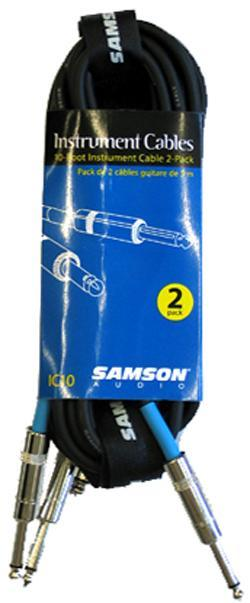 Samson IC20 - instrumentální kabel
