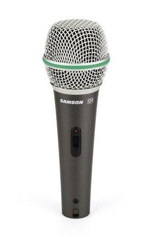 Samson Q4 - dynamický mikrofon