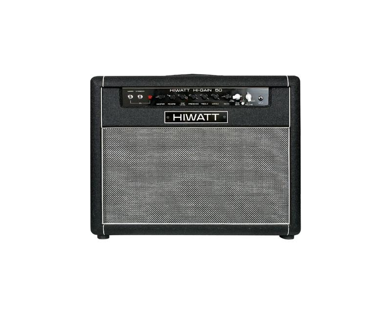 Hiwatt Hi-Gain SER 50 Combo - Kytarové combo