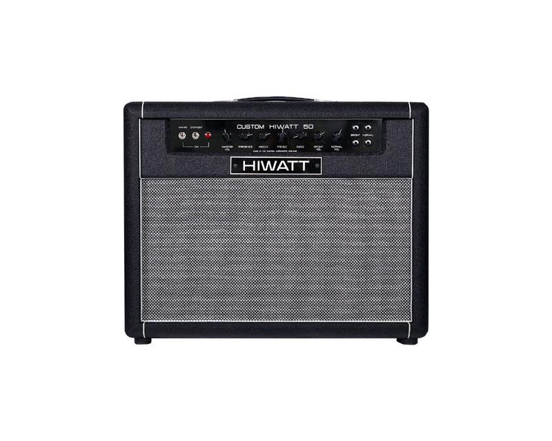 Hiwatt Custom 50 2x12 Combo - Kytarové combo