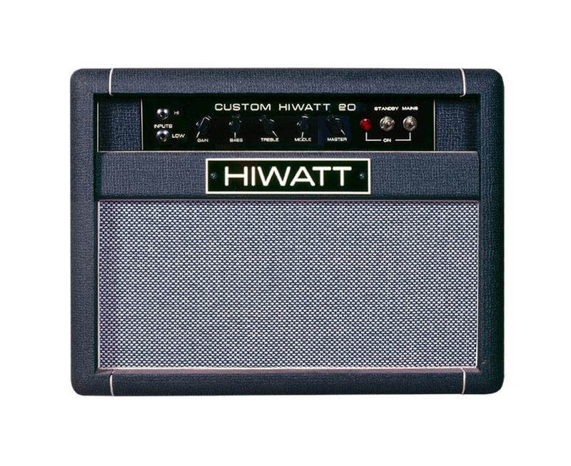 Hiwatt Custom 20 2x10 Combo - Kytarové combo