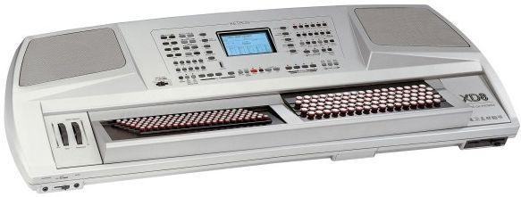 Ketron XD-8 - Akordeon