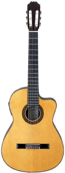 Aria AC-80CE - klasická kytara