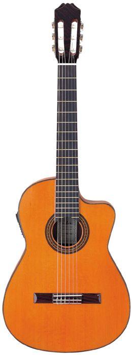 Aria AC-25CE - klasická kytara