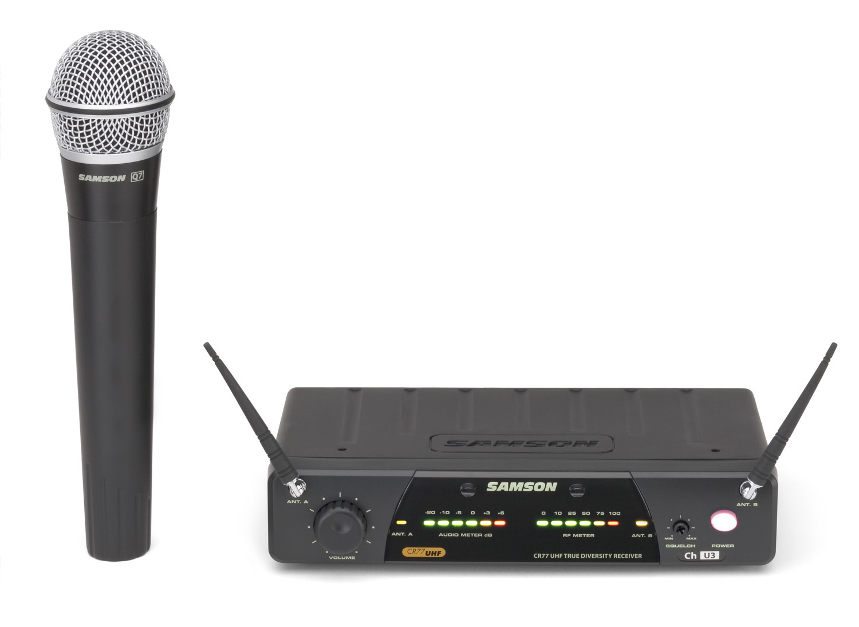 Samson SW77SHQ7 - bezdrátový mikrofonní systém