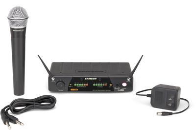 Samson SW77SH05 - bezdrátový mikrofonní systém
