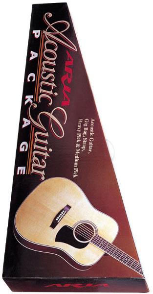 Aria AGP-001 - kytarový komplet