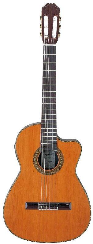 Aria AC-50CE - klasická kytara
