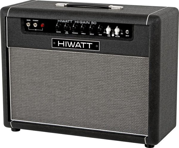Hiwatt Hi-Gain Combo - kytarové kombo