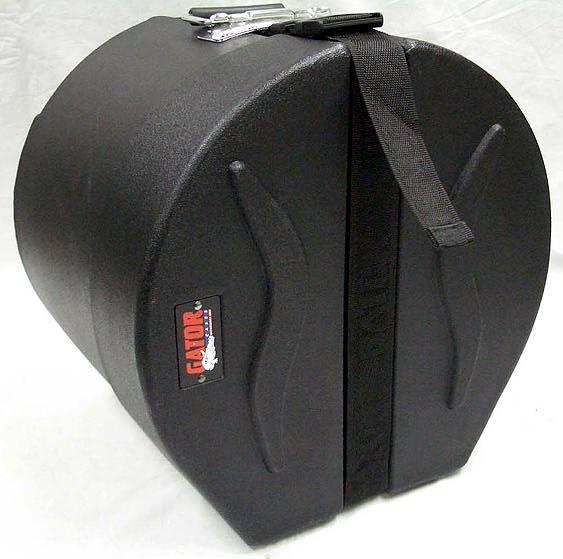Gator GPR-0808 - pevný obal na Tom z polyetylénu s polstrovanou vložkou 8x8