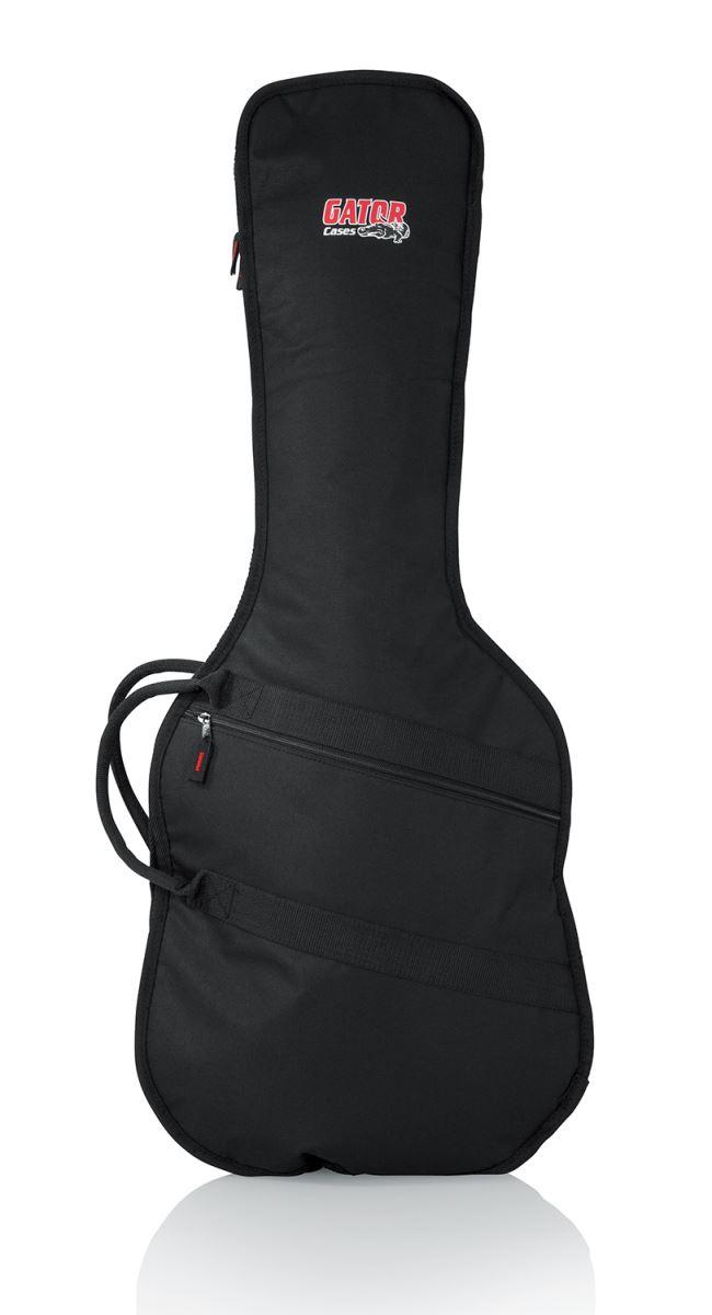 Gator GBE-MINI-ELEC - polstrovaný obal pro 1/2 a 3/4 elektrickou kytaru