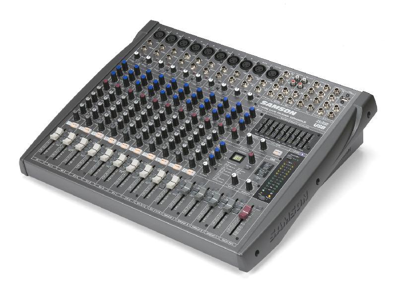 Samson L1200 - mixážní pult