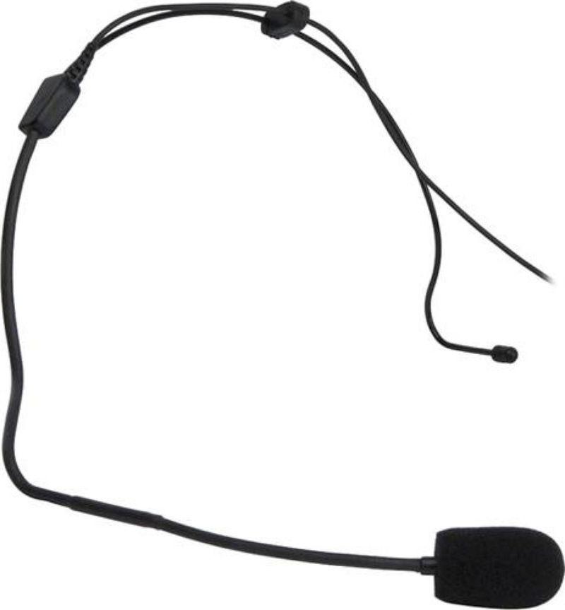 Samson QV10E_952585692 - hlavový mikrofon bez mezičlánku