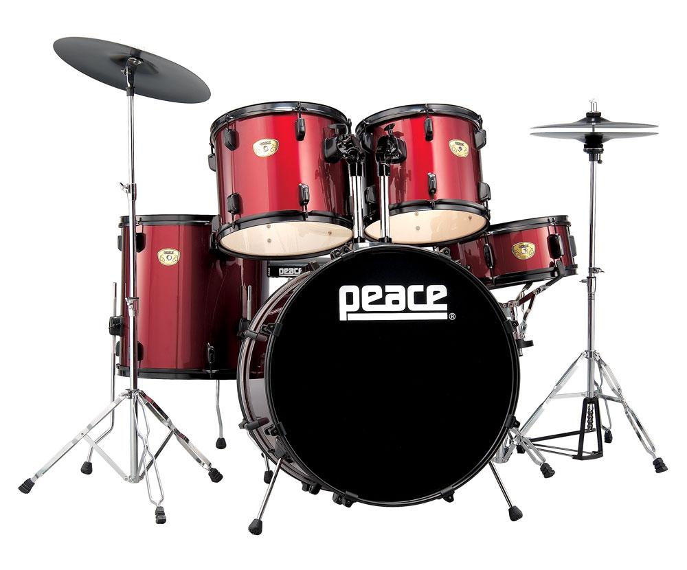 Peace DP2216 - bicí souprava