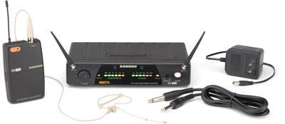 Samson SW77SCS - bezdrátový systém s hlavovým mikrofonem