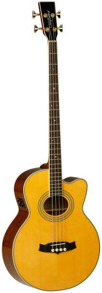 TW 55 A/BASS B - akustická basová kytara