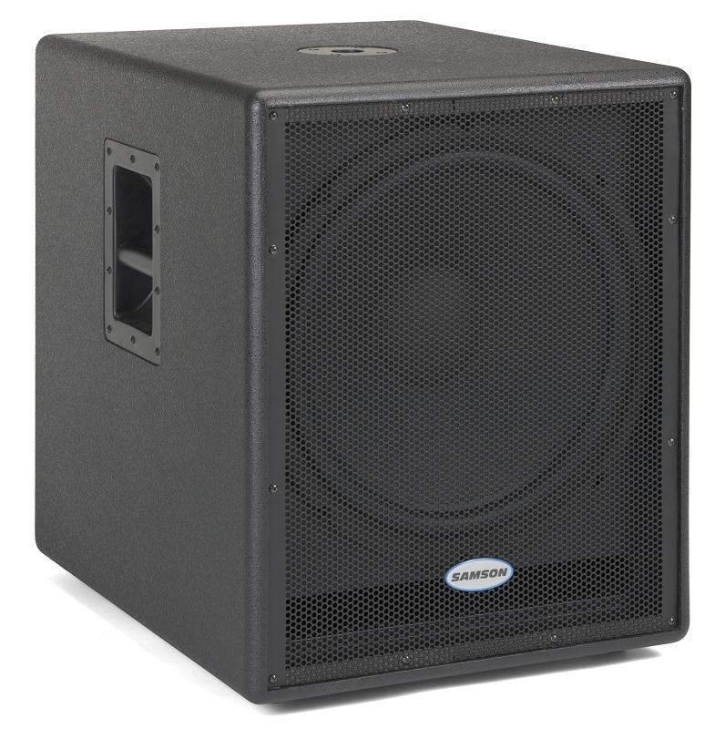 Samson D1800 - aktivní subbas