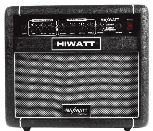 Hiwatt G20-R MK II