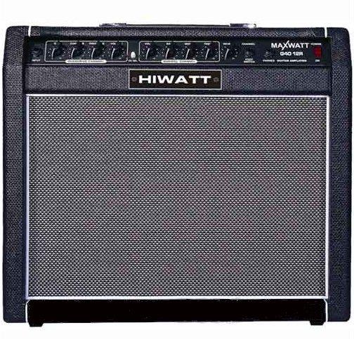 Hiwatt G40-R MKII