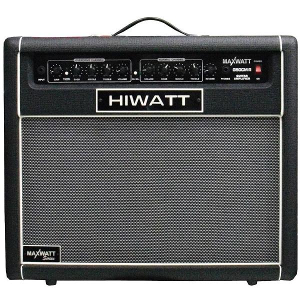 Hiwatt G50-R MKII