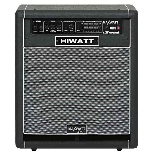 Hiwatt B300 /15 MARK II - basové kombo