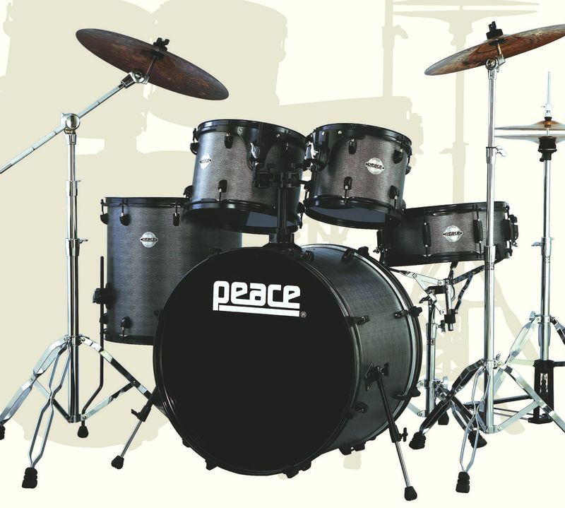 Peace DP-210_413074099 - bicí souprava