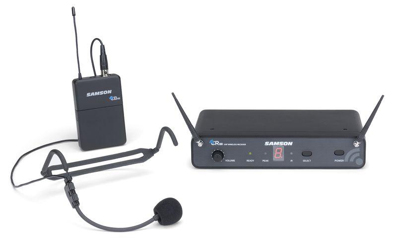 Samson SW88BHS5 - bezdrátový systém
