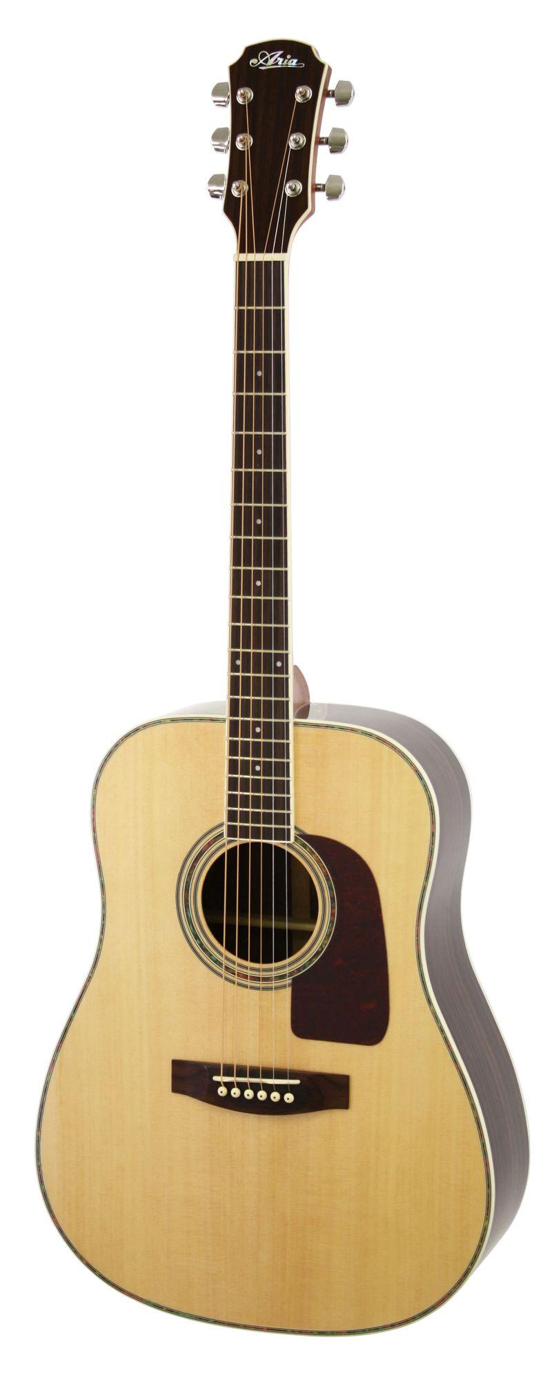 Aria AD-25CE - elektro-akustická kytara
