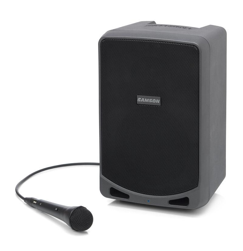Samson XP106 - kompletní ozvučovací sestava