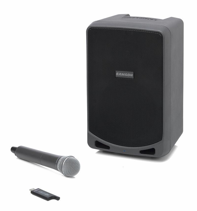 Samson XP106WE - kompletní ozvučovací sestava