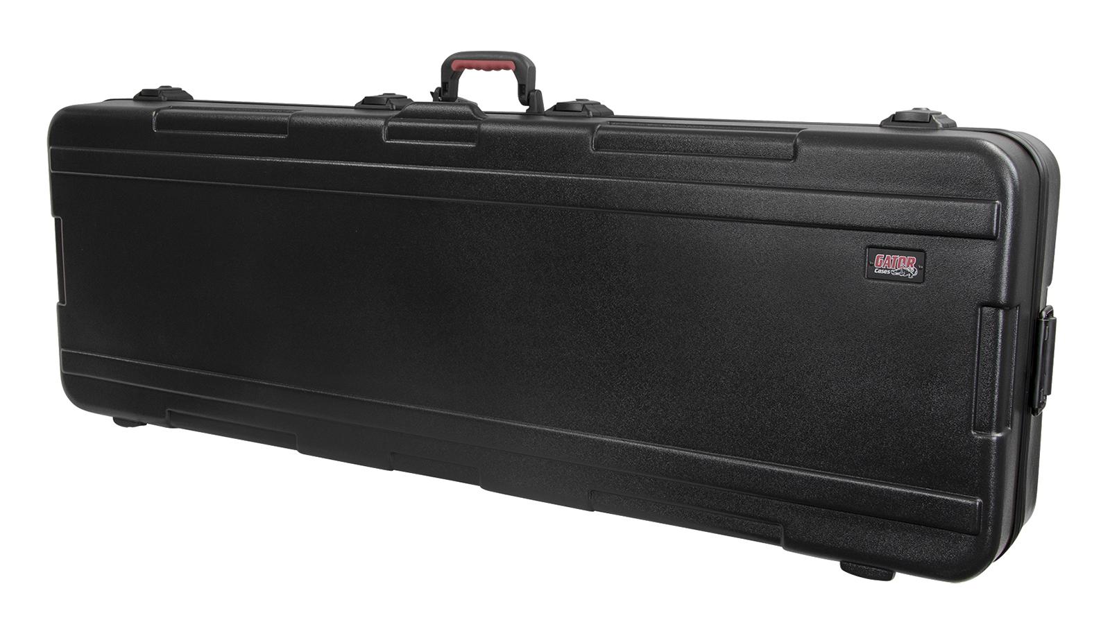Gator GKPE-88D-TSA Lisovaný kufr z polyetylénu s TSA zámky a kolečky na keyboard 88 kláves