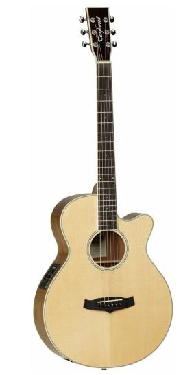 Tanglewood TSF-CE-FM Elektro-akustická kytara
