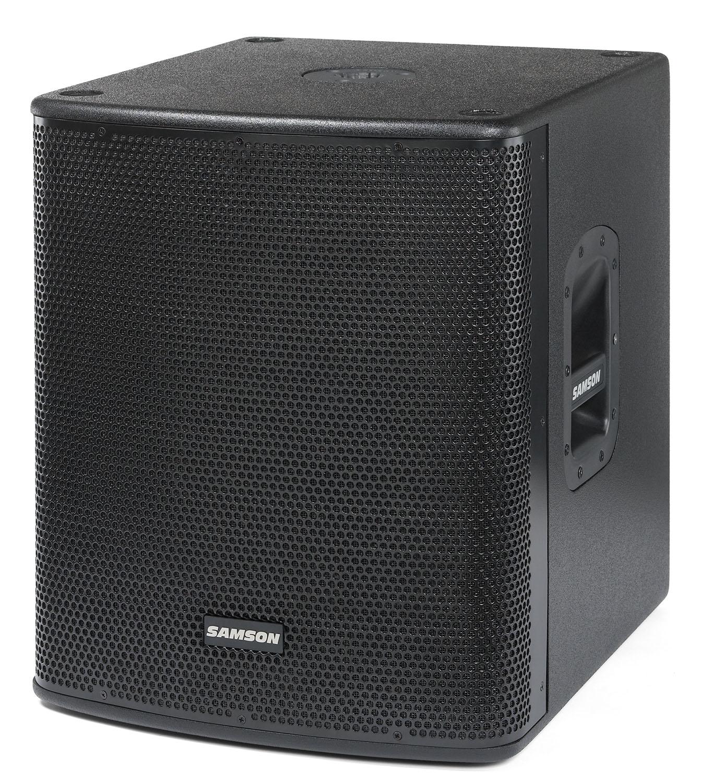 Samson D1500 - aktivní subbas