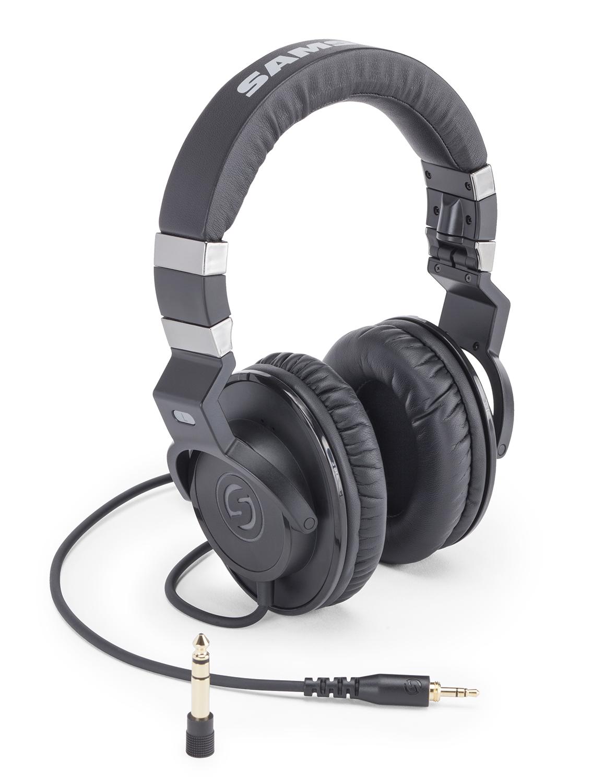 Samson Z35 - studiová sluchátka