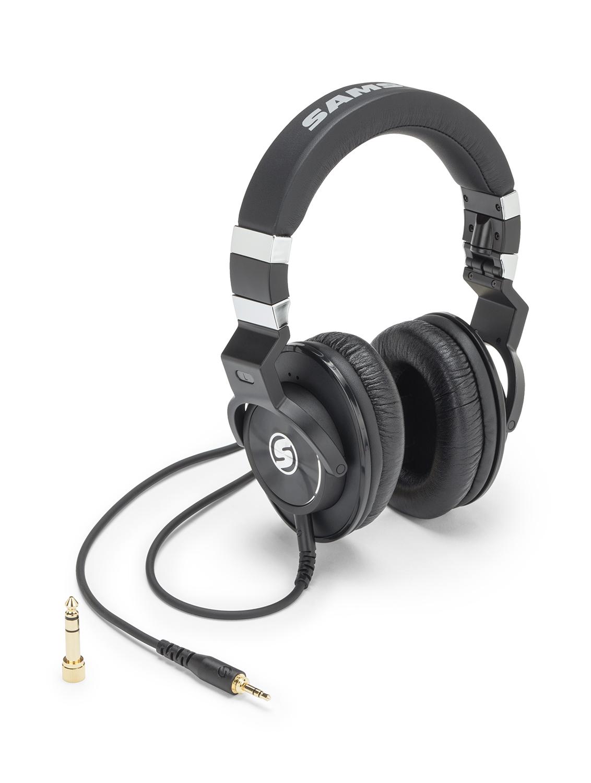 Samson Z45 - profesionální studiová sluchátka
