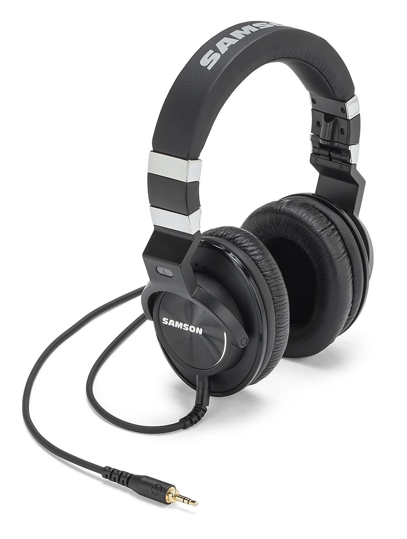 Samson Z55 - profesionální studiová referenční sluchátka