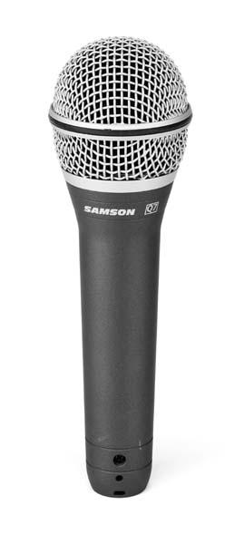 Samson Q7 - dynamický mikrofon
