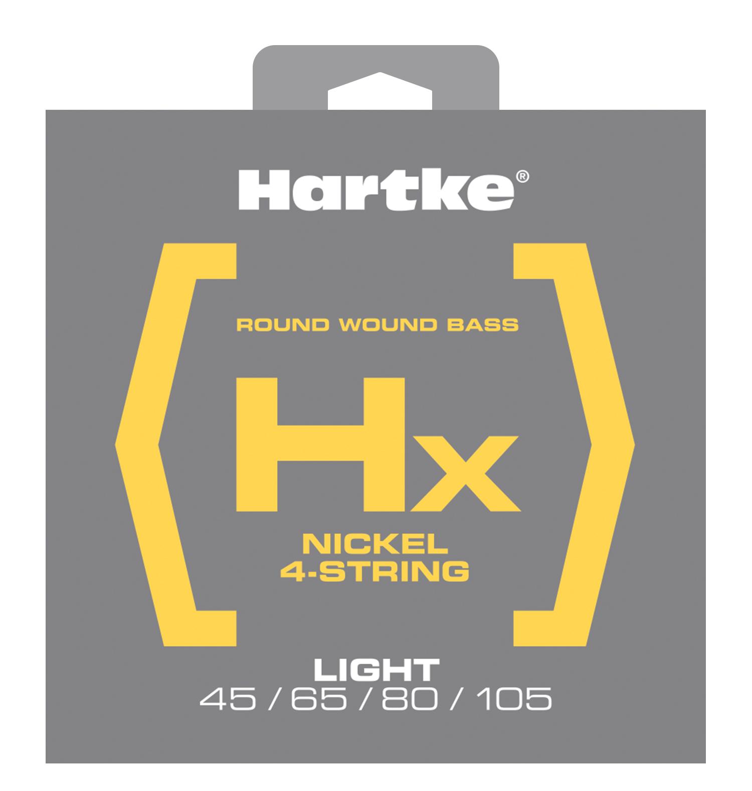 Hartke HX445 - Struny na baskytaru