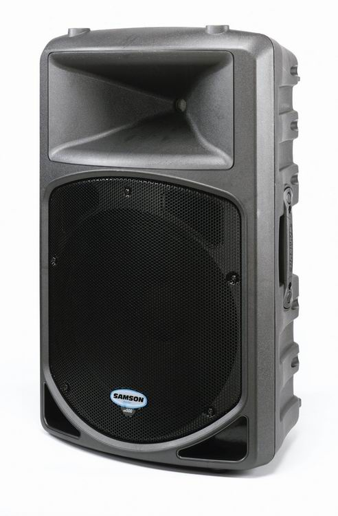 Samson db500 - pasivní box