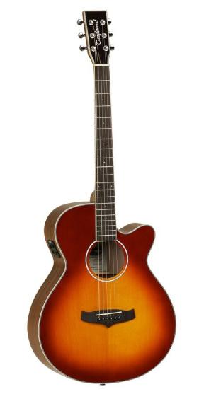 Tanglewood TSF-CE-SB - elektroakustická kytara