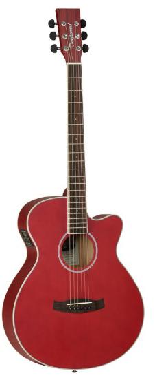 Tanglewood DBT-SFCE-R-M elektroakustická kytara