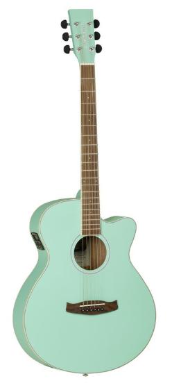 Tanglewood DBT-SFCE-SGR-M  elektroakustická kytara