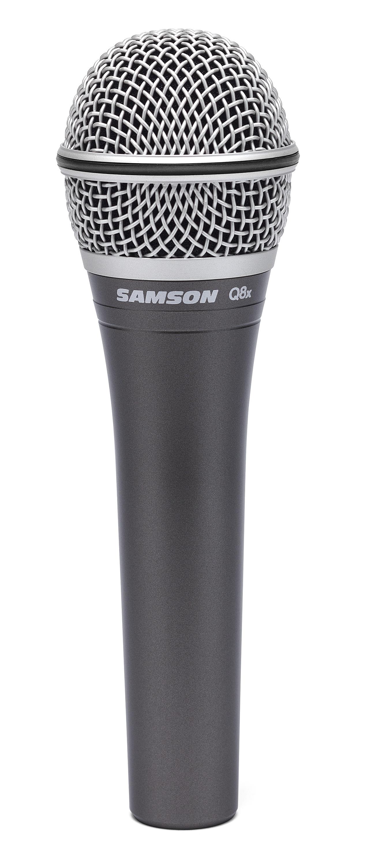 Samson Q8x - dynamický mikrofon