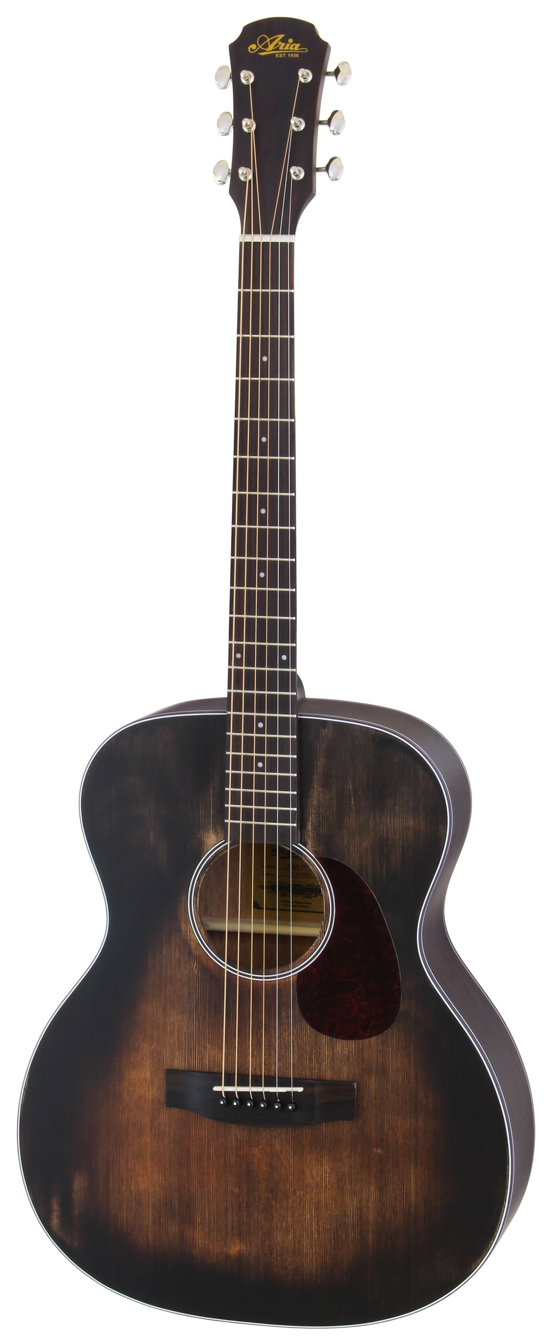Aria-101DP - akustická kytara