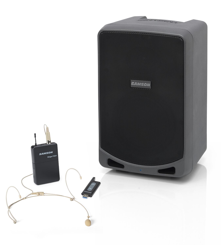 Samson XP106WDE - kompletní ozvučovací sestava