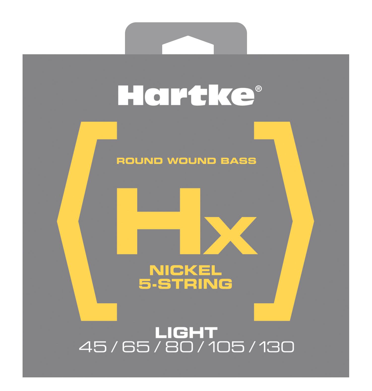 Hartke HX545 - Struny na baskytaru