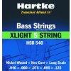 HSB 540 - Struny na baskytaru