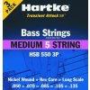 HSB 550-3P - Struny na baskytaru