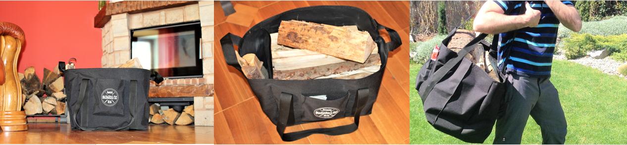taška na dřevo, velká taška na dřevo, pevná taška na dřevo