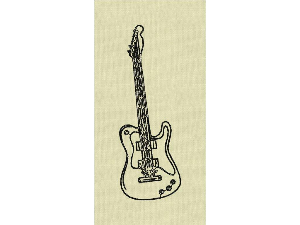 elektrická kitara